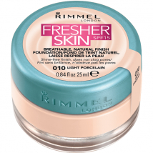 RIMMEL MAKE-UP FRESHER SKIN 010 LIGHT PORCELAIN 25 ML
