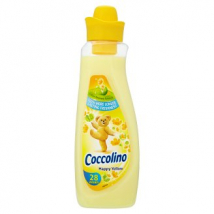 COCCOLINO AVIVÁŽ HAPPY YELLOW 1L/28 PD