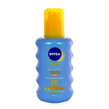 NIVEA SUN SPREJ BRONZE OF 20 200 ML