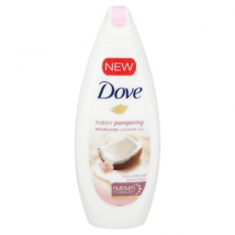 DOVE SPRCHOVÝ GÉL COCONUT MILK 250 ML