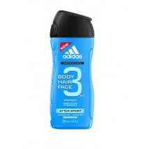 ADIDAS 3 ACTION AFTER SPORT SPRCHOVÝ GÉL 400 ML