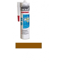 SILIKON SANITARNY CS25 280ML 52COCOA