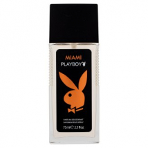 PLAYBOY MIAMI DEODORANT NATURAL SPREJ 75 ML