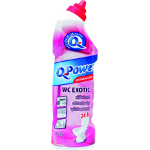 Q-POWER WC EXOTIC 750 ML
