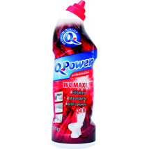 Q-POWER WC MAXI ANTIBACTERIAL 750 ML