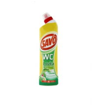 SAVO WC VÔŇA LÚKY 750 ML