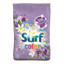 SURF IRIS & SPRING ROSE PRACÍ PRÁŠOK COLOR 4,2 kg 60 PD