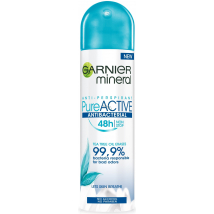 GARNIER DEODORANT PURE ACTIVE 150 ML