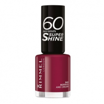 RIMMEL LAK NA NECHTY 60s SUPER SHINE 340 8ML
