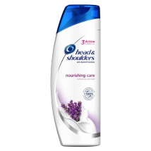 HEAD & SHOULDERS ŠAMPÓN LEVANDUĽA NOURISHING CARE 400 ML