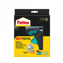 PATTEX HOT PIŠTOL + 6 PATRONOV 20G