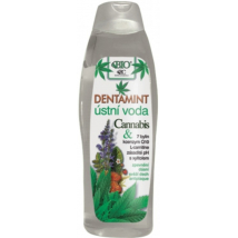 BC BIO ÚSTNA VODA CANNABIS DENTAMINT 500 ML