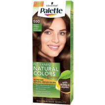 PALETTE COLOR NATURAL 550