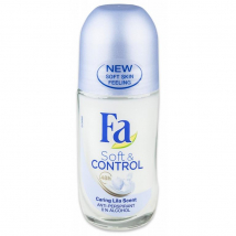 FA ROLL ON SOFT A CONTROL CARING LILA 50 ML