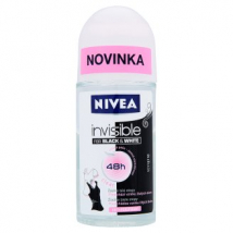 NIVEA ROLL-ON INVISIBLE CLEAR 50 ML