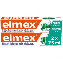 ELMEX ZUBNÁ PASTA 2X JUNIOR 75 ML