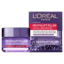LOREAL REVITALIFT FILLER MASKA REPLUMPING 50 ML