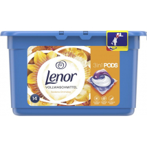 LENOR TABLETY NA PRANIE SILK ORCHID 14 PD