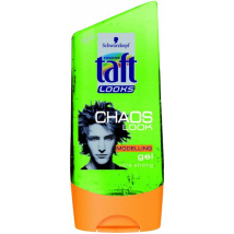 TAFT GÉL CHAOS LOOK 150 ML