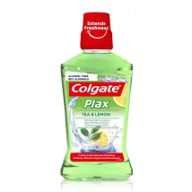 COLGATE ÚSTNA VODA PLAX TEA A LEMON 500 ML