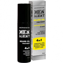 DERMACOL MEN OLEJ NA FUZY 50 ML