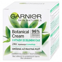 GARNIER SKIN ESSENTIALS KRÉM BOTANICAL ZELENÝ ČAJ 50 ML