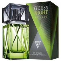 GUESS NIGHT ACCESS TOALETNÁ VODA 50 ML