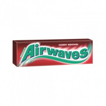 AIRWAVES CHERRY MENTOL 14 G