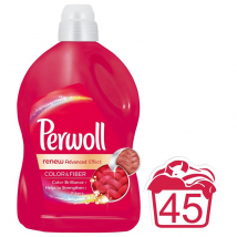 PERWOLL PRACÍ GÉL COLOR 45 PD