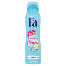 FA DEODORANT SUMMERTIME MOMENTS 150 ML