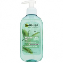 GARNIER BOTANIC GÉL GREEN TEA LEAVES 200 ML