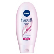 NIVEA HAIRMILK SÉRUM NA VLASY SHINE 125 ML
