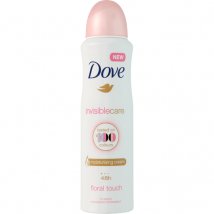 DOVE DEODORANT INVISIBLE CARE FLORAL TOUCH 150 ML