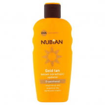 NUBIAN GOLD TAN BALZAM 200 ML