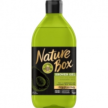 NATURE BOX SPRCHOVÝ GÉL AVOCADO 385 ML
