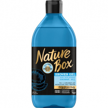 NATURE BOX SPRCHOVÝ GÉL COCONUT 385 ML
