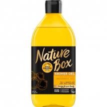 NATURE BOX SPRCHOVÝ GÉL MACADAMIA 385 ML