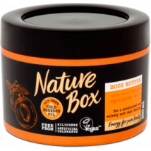 NATURE BOX TELOVÉ MASLO APRICOT 200 ML