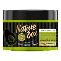 NATURE BOX TELOVÉ MASLO AVOCADO 200 ML