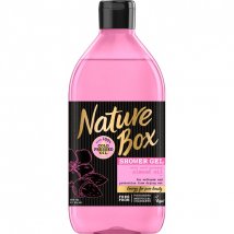 NATURE BOX SPRCHOVÝ GÉL ALMOND 385 ML