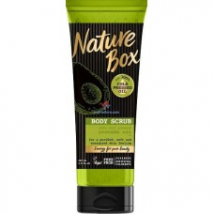 NATURE BOX TELOVÝ PEELING AVOCADO 200 ML
