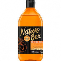 NATURE BOX SPRCHOVÝ GÉL APRICOT 385 ML