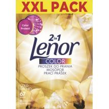 4c7a7d74e LENOR PRÁŠOK NA PRANIE GOLD ORCHID COLOR BOX 67 PD ...