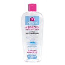 DERMACOL AQUA BEAUTY MICELÁRNA VODA 400 ML