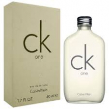 CALVIN KLEIN EDT ONE 50 ML