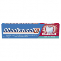 BLEND A MED ZUBNÁ PASTA ANTICAVITY WHITE 100 ML