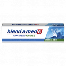 BLEND A MED ZUBNÁ PASTA ANTICAVITY HERBAL 100 ML