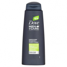 DOVE ŠAMPÓN MEN FRESH CLEAN 400 ML