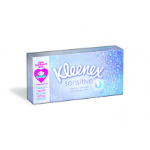 KLEENEX VRECKOVKY BOX SENSITIVE 70 KS