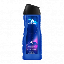 ADIDAS SPRCHOVÝ GÉL MEN CHAMPION LEAGUE VICTORY 400 ML